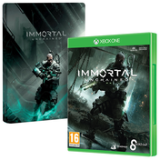 Immortal Unchained Xbox One Game + Steelbook