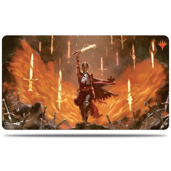 Ultra Pro Magic The Gathering: Throne of Eldraine Irengrag Feat Playmat