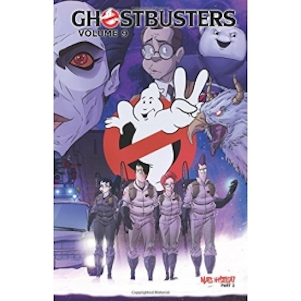 Ghostbusters Mass Hysteria Part 2 Paperback