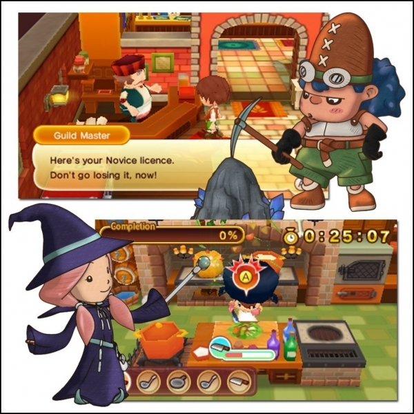 Fantasy Life 3DS Game - Image 4