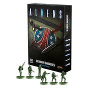 Aliens: Another Glorious Day in the Corps Ultimate Badasses Expansion