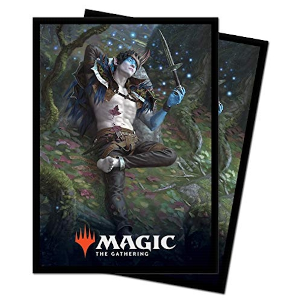 Ultra Pro Magic The Gathering: Throne of Eldraine - Oko, Thief of Crowns - 100 Sleeves