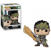 Male Hunter (Monster Hunters) Funko Pop! Vinyl Figure