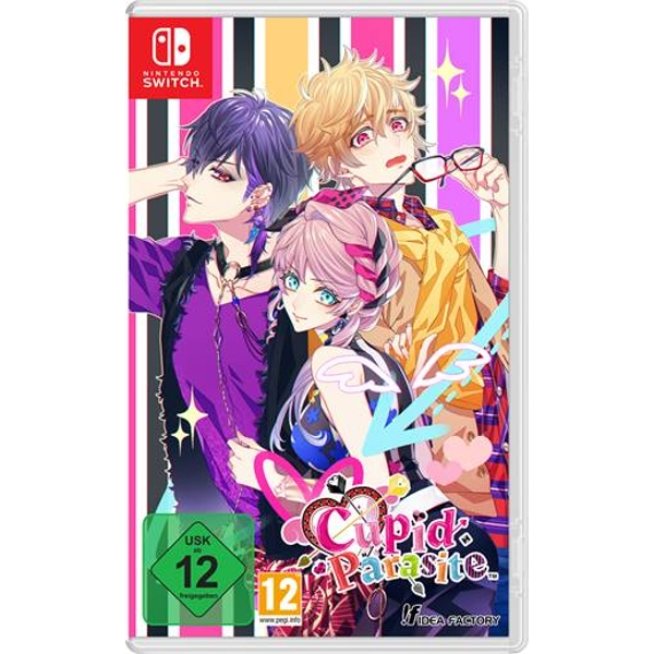 Cupid Parasite Day One Edition Nintendo Switch Game