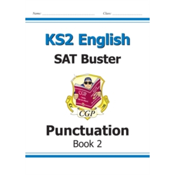 KS2 English SAT Buster - Punctuation Book 2 (for tests in 2018 and beyond) by CGP Books (Paperback, 2014)