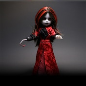 The Madame (Living Dead Dolls) Series 30 Variants Doll