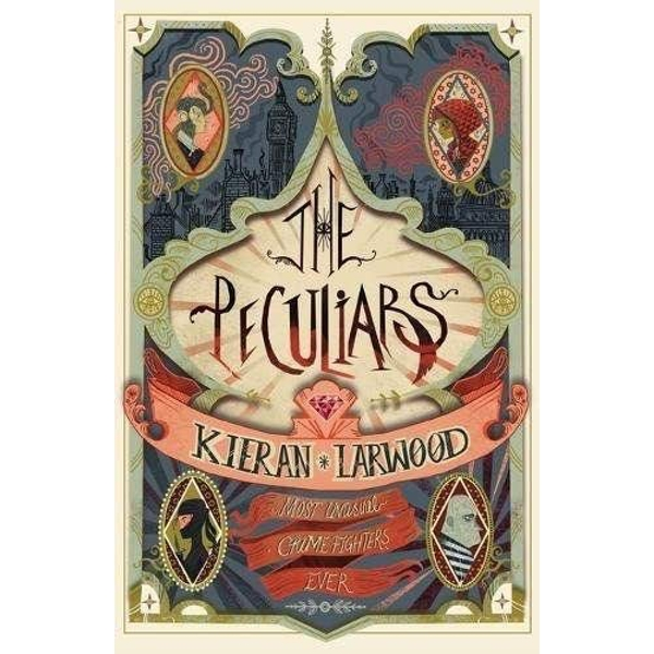 The Peculiars  Paperback / softback 2018