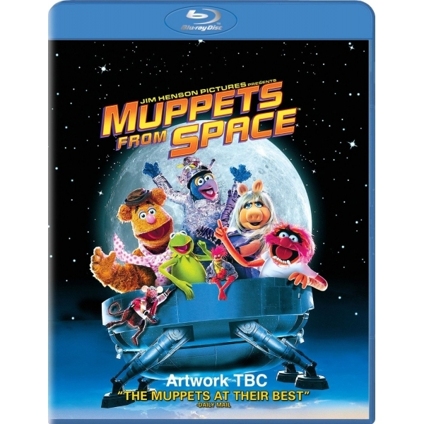 Muppets From Space Blu-ray