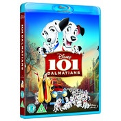 Disneys 101 Dalmatians Blu-ray