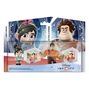 Disney Infinity Wreck-It Ralph Toy Box Ralph & Vanelope