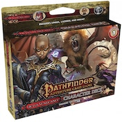 Pathfinder Adventure Card Game: Hell's Vengeance Character