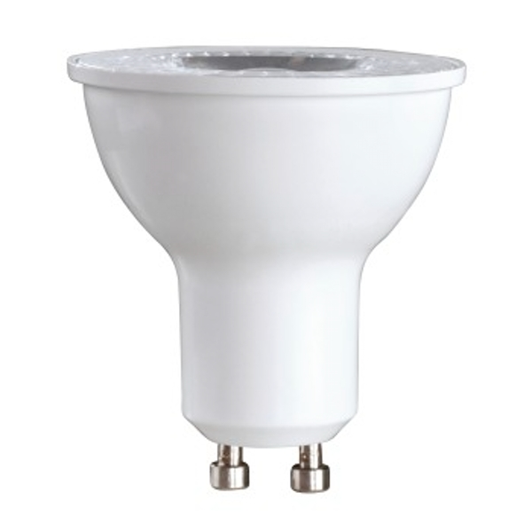 Xavax LED lamp, GU10,420 lm replaces 60 W reflector lamp,warm white,dimmable