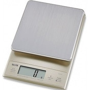 Tanita Digital Kitchen Scale 3Kg Silver