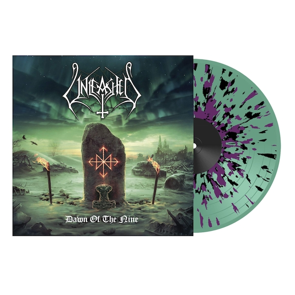 Unleashed - Dawn Of The Nine (Limited Edition) Vinyl