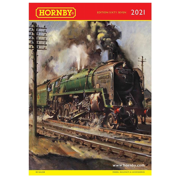 Hornby 2021 Hornby Catalogue