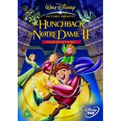 Disney The Hunchback Of Notre Dame 2 The Secret Of The Bell DVD