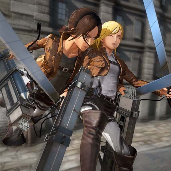 Attack On Titan 2 (A.O.T) Wings Of Freedom Nintendo Switch Game - Image 2