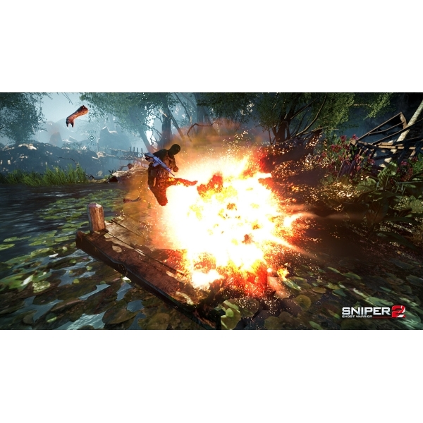 Sniper Ghost Warrior 2 Limited Edition Game Xbox 360 - Image 5