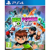 Ben 10 Power Trip PS4 Game