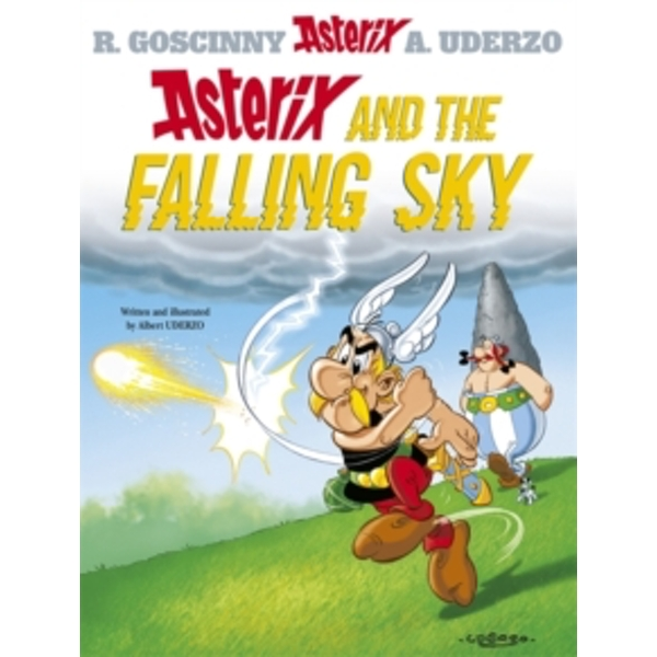 Asterix: Asterix And The Falling Sky : Album 33