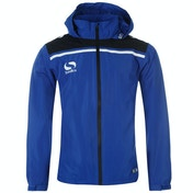 Sondico Precision Rain Jacket Youth 9-10 (MB) Royal/Navy