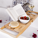 Extendable Bamboo Bath Caddy | M&W - Image 2
