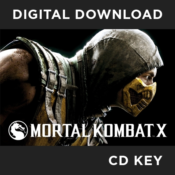 Mortal Kombat X PC CD Key Download for Steam (with Goro DLC)