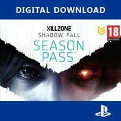 Killzone Shadow Fall Season Pass PS4 PSN Digital Download