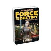Star Wars Force and Destiny Arbiter Specialization Deck