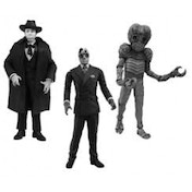 Universal Monsters Black & White Series 3 Action Figure Set