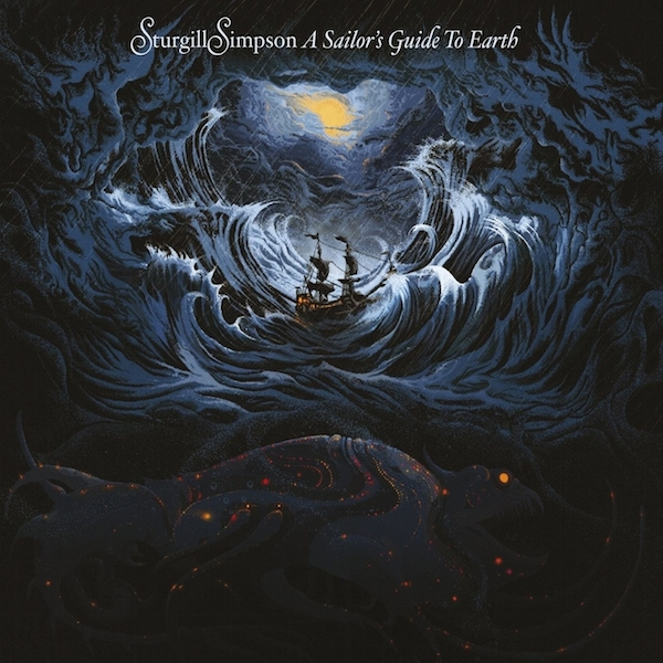 Sturgill Simpson ‎- A Sailor's Guide To Earth Vinyl