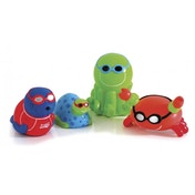 Zoggs Little Squirts Pk of 4