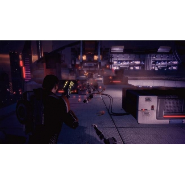 Mass Effect 2 Game PS3 - Image 3