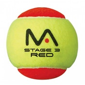 MANTIS Mini Tennis Red Balls (12)