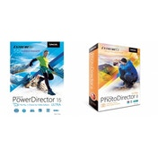 CyberLink PhotoDirector 8 Ultra and PowerDirector 15 Ultra