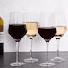 Set of 4 Wine Glasses | M&W - Image 6