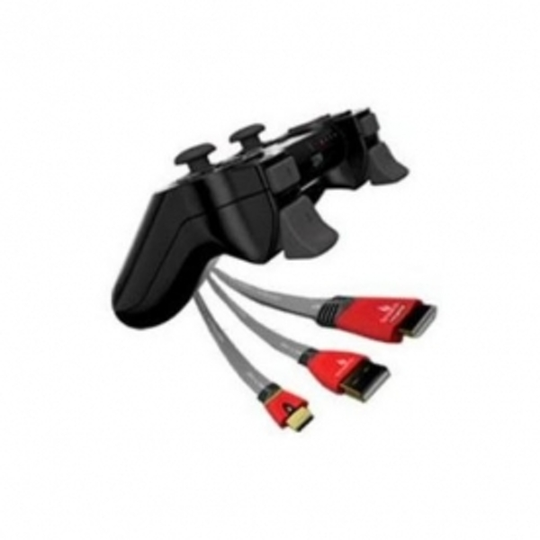 Gioteck Premier Connect Pack PS3 - Image 3