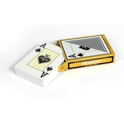 Playing Cards Texas Holdem Gold