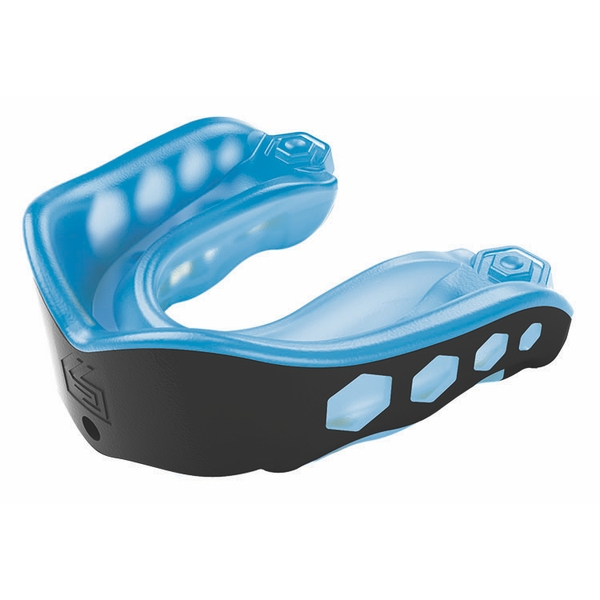 Shockdoctor Mouthguard Max Youths Black/Blue