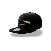 Pink Floyd - Darkside Of The Moon Logo Snapback Cap Black