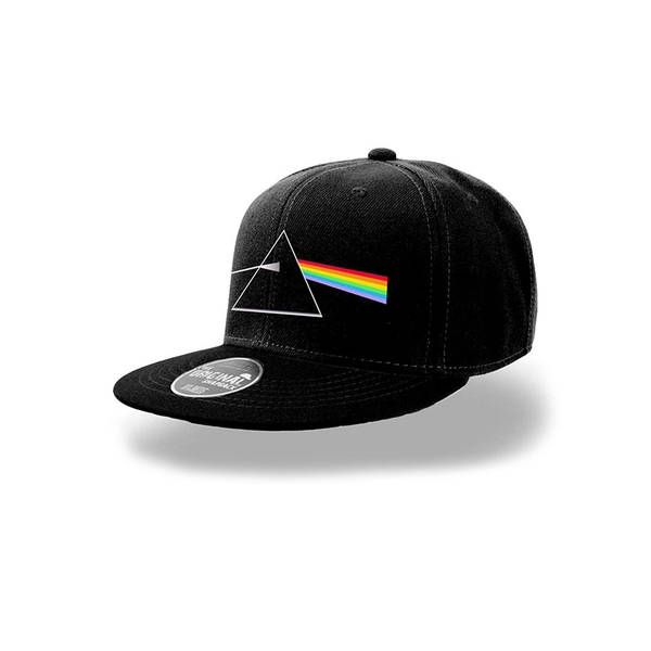 34b6b519942 Pink Floyd - Darkside Of The Moon Logo Snapback Cap Black - 365games ...