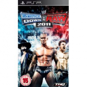 WWE Smackdown vs Raw 2011 Game PSP
