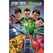 Star Trek/Green Lantern The Spectrum War