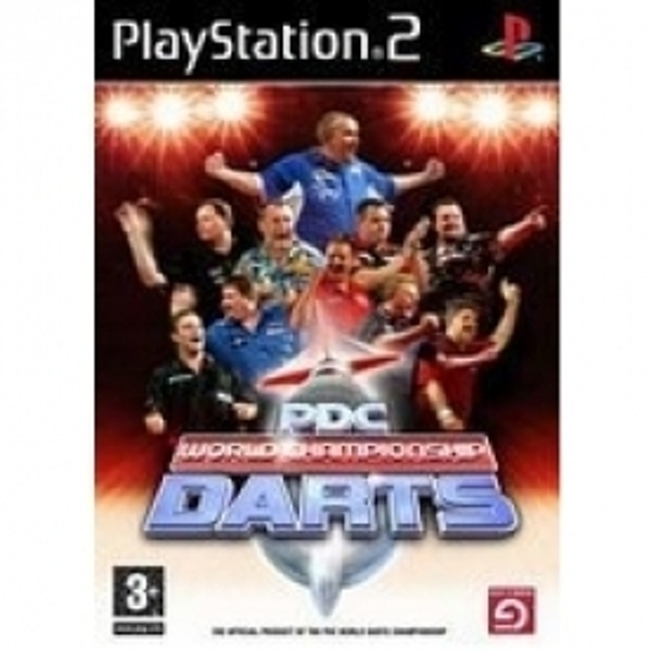 Ex-Display PDC World Championship Darts Game PS2 Used - Like New