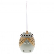GUND Pusheen Detective Hanging Ornament