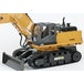 HUINA 1/16 11 Channel 2.4G RC Excavator with Diecast Bucket - Image 3