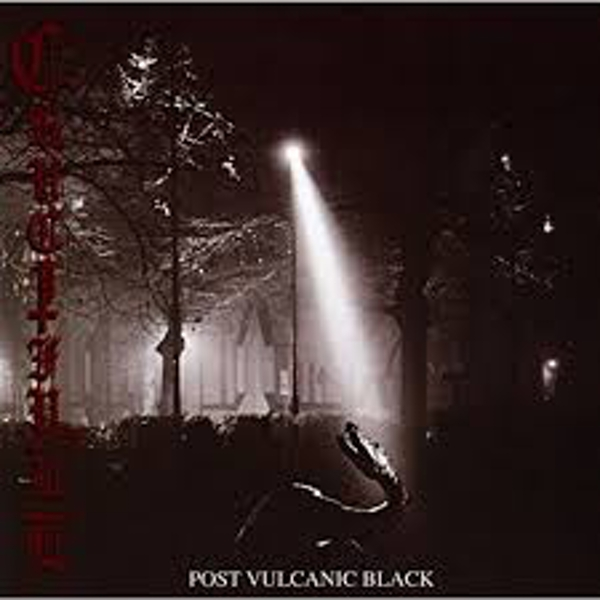 Crucifyre ‎– Post Vulcanic Black Vinyl