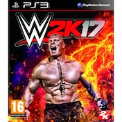WWE 2K17 PS3 Game