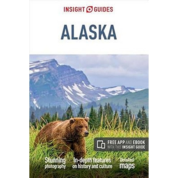 Alaska by Insight Guides (Paperback, 2016)