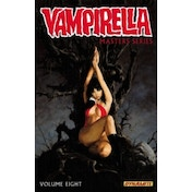 Vampirella Masters Series Volume 8 Mike Carey & More